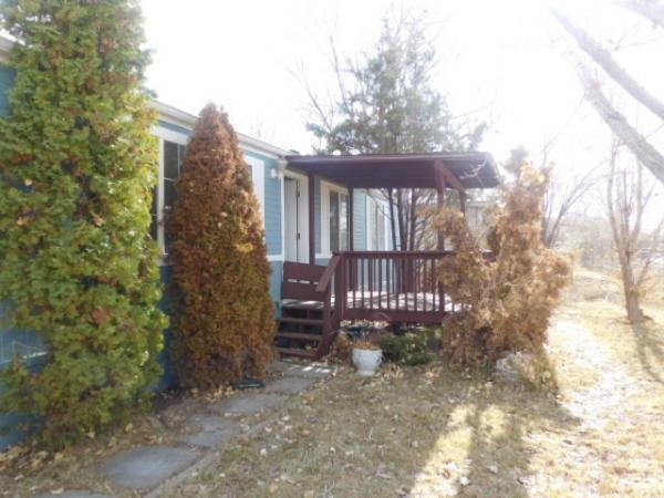 1997 delWestern Mobile Home For Sale