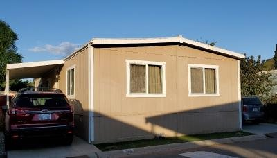 Mobile Home at 4901 GREEN RIVER DR SPC 63 Corona, CA 92880