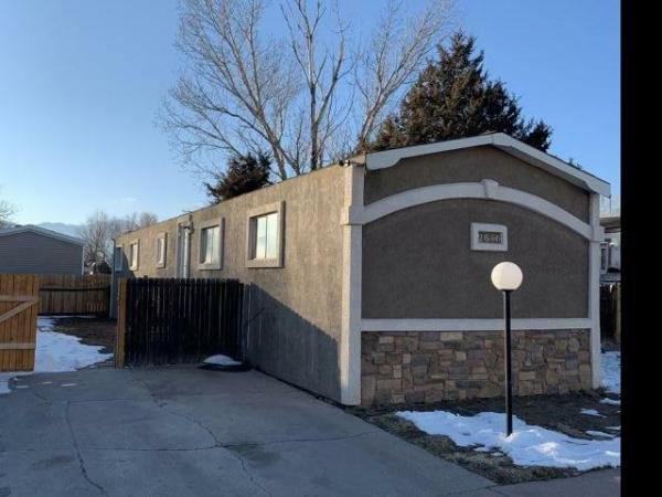 Mobile Home at 2860 Traverse Ct., Colorado Springs, CO
