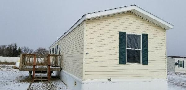 Mobile Home at 5112 16th Ave. West, #26, Williston, ND
