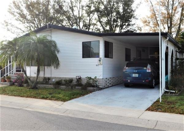 Mobile Home at 1001 Starkey Road, #512, Largo, FL
