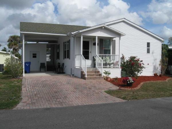 Mobile Home at 977 Inagua E., Venice, FL