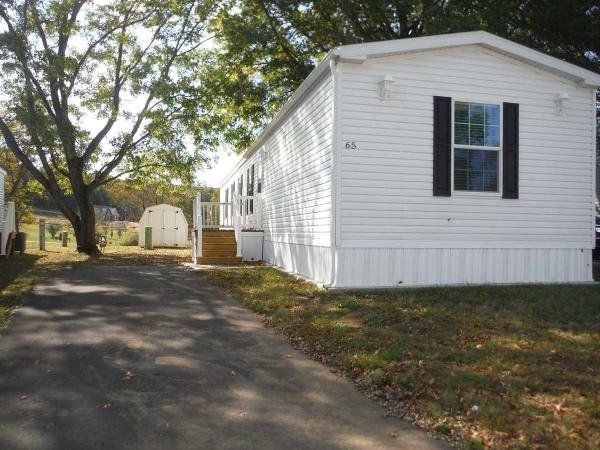 Mobile Home at 7140 Selby Road Lot 65, Athens, OH