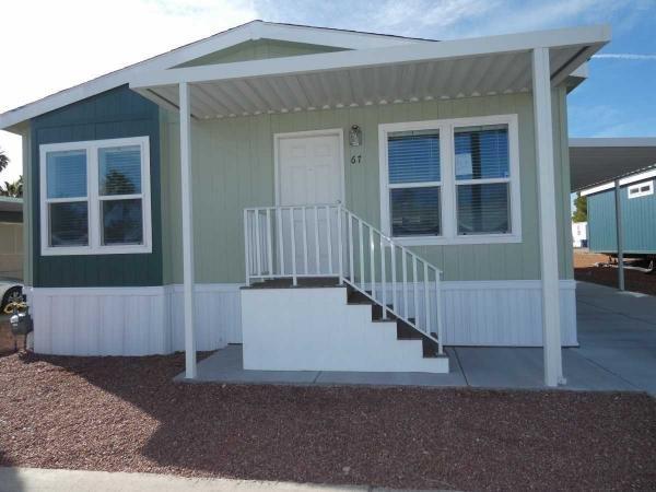 Mobile Home at 3751 S Nellis Blvd, Las Vegas, NV