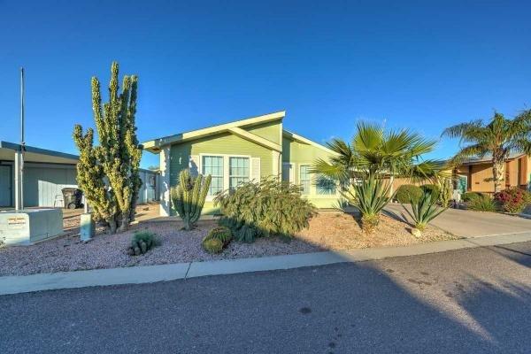 Mobile Home at 8500 E Southern Ave LOT 496, Mesa, AZ
