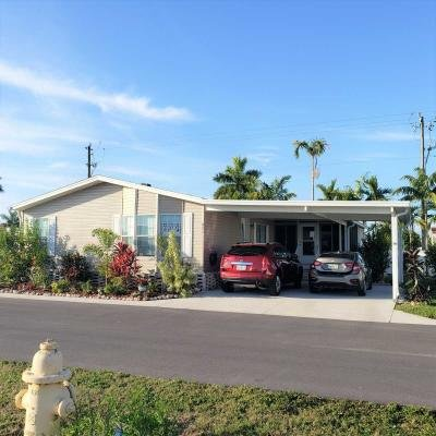 Mobile Home at 821 Tall Oak Rd. Naples, FL 34113
