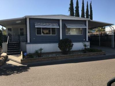 Mobile Home at 9395 Harritt #293 Lakeside, CA 92040