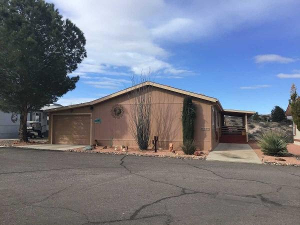 Mobile Home at 2050 W. State Route 89A, Lot #324, Cottonwood, AZ