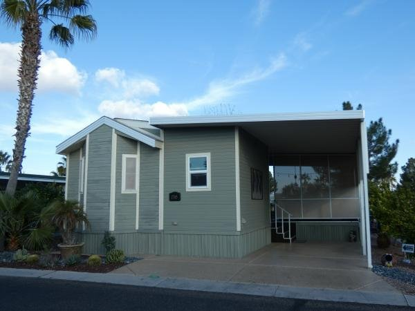 Mobile Home at 1110 North Henness Rd. #1765, Casa Grande, AZ