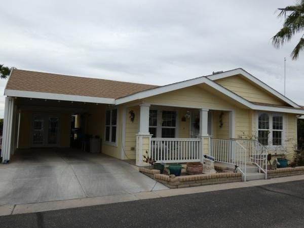 Mobile Home at 1110 North Henness Rd. #1314, Casa Grande, AZ