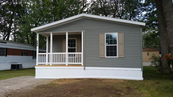 Mobile Home at 549 Courtland Lane, Muskegon, MI