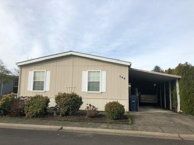 Mobile Home at 1699 N. Terry #144 Eugene, OR