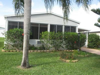 Mobile Home at 3411 HEATHERWAY LANE Sebastian, FL 32958