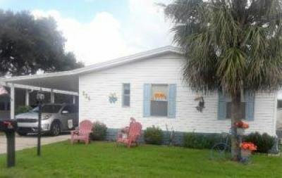 Mobile Home at 3000 Us Hwy 17/92 W, Lot #536 Haines City, FL 33844
