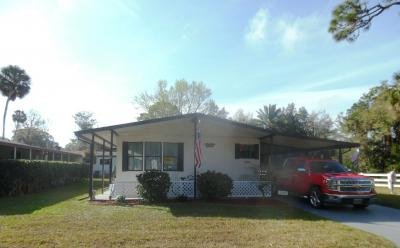 Mobile Home at 8388 Promenade Dr. Homosassa, FL 34448