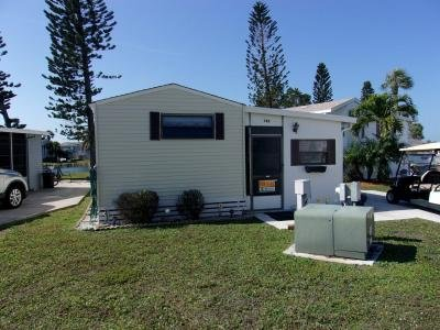 Mobile Home at 745 Chippewa Fort Myers Beach, FL 33931