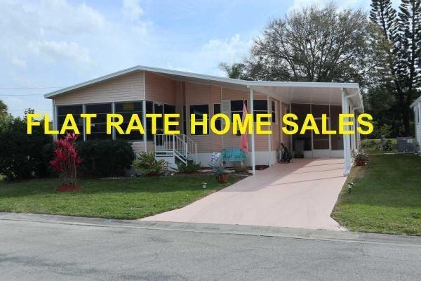 Mobile Home at 416 Bimini Cay, Vero Beach, FL