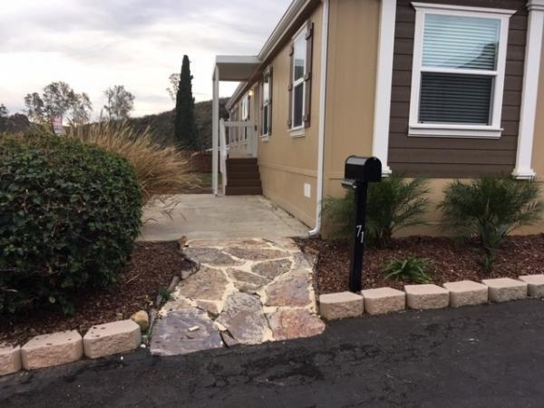 Mobile Home at 13162 Highway 8 Business , Sp#71, El Cajon, CA