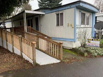 Mobile Home at 16745 Se Division St Portland, OR 97236