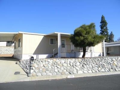 Mobile Home at 6880 Archibald # 115 Alta Loma, CA 91701