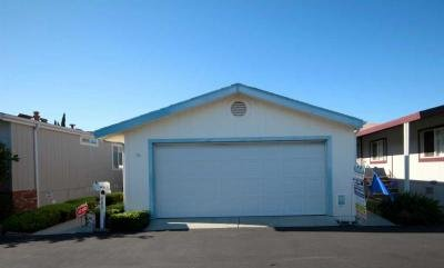 Mobile Home at 9320 Talbert, #203 Crow Lane Fountain Valley, CA