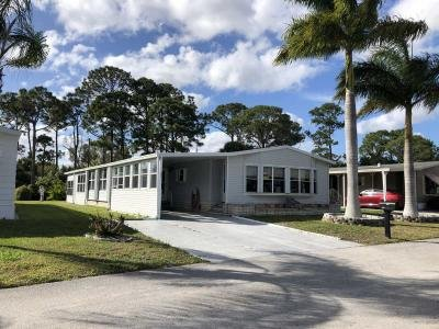 Mobile Home at 22 Sierra Del Norte Fort Pierce, FL 34951
