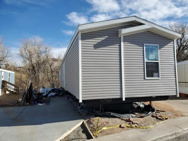 Mobile Home at 4945 Mark Dabling Blvd, Lot #60, Colorado Springs, CO