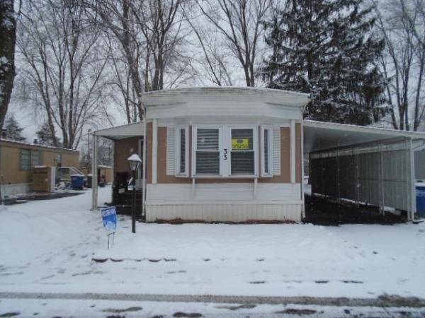 Mobile Home at 340 S. Reynolds Rd., #33, Toledo, OH