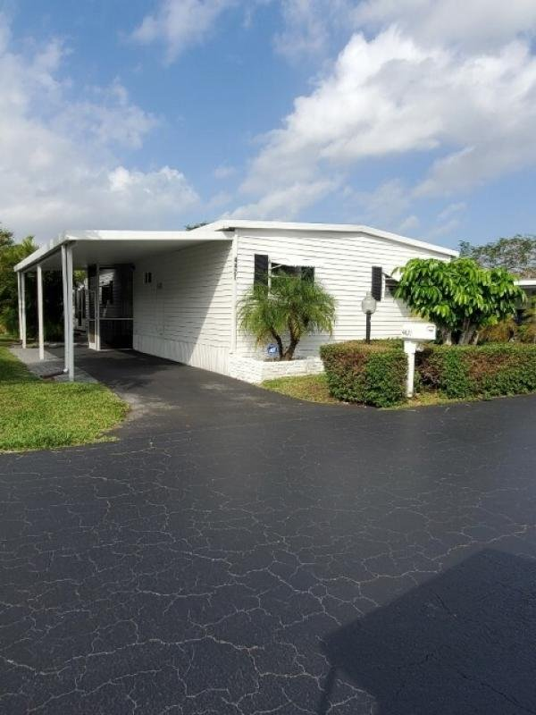 Mobile Home at 4421 NW 68th St. #D-14, Coconut Creek, FL