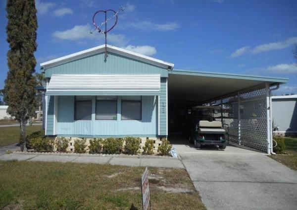 Mobile Home at 122 Jasmine Dr, Fruitland Park, FL