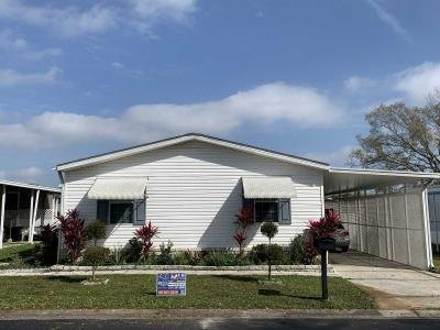 Mobile Home at 8815 Higbie Dr.  Tampa, FL 33635