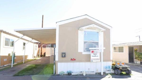 2003 Fleetwood Homes CA INC Mobile Home For Sale