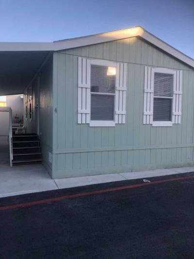 Mobile Home at 4861 Lincoln Ave Space 4 Cypress, CA 90630