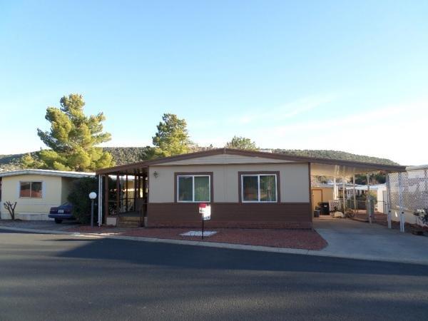 Mobile Home at 205 sunset dr #159, Sedona, AZ