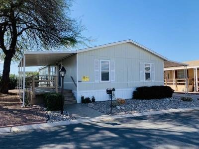 Mobile Home at 7570 E. Speedway #123 Tucson, AZ