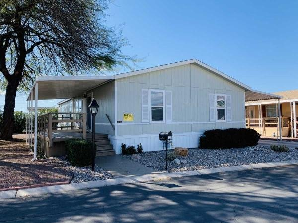 Mobile Home at 7570 E. Speedway #123, Tucson, AZ