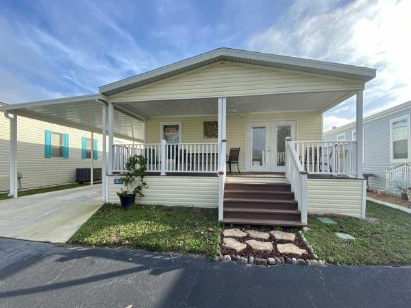 Mobile Home at 1609 Dock Street, Merritt Island, FL
