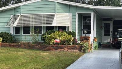 Mobile Home at 315 Bougainvillea Circle Parrish, FL 34219