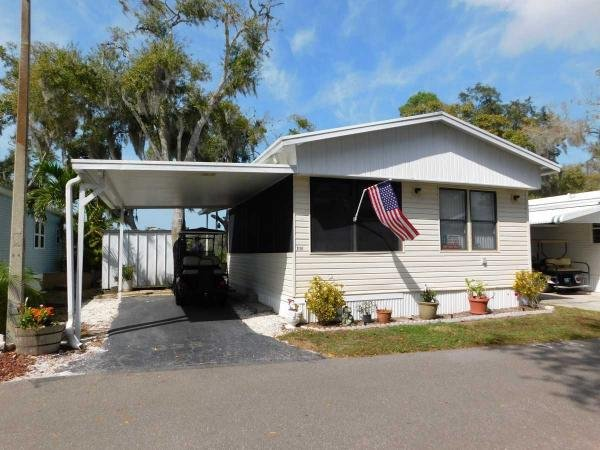 Mobile Home at 5100 60th St E. #O36, Bradenton, FL