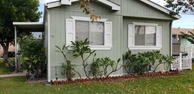 Mobile Home at 5815 E La Palma, Space #70 Anaheim, CA 92807