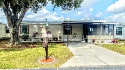 Mobile Home at 468 Putter Circle Winter Haven, FL 33881