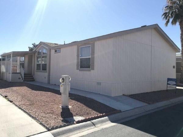 Mobile Home at 3001 Cabana Dr., Las Vegas, NV