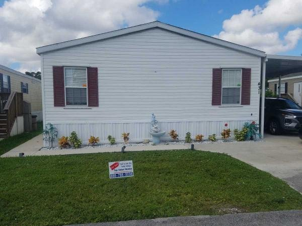 Mobile Home at 431 SW 134th Way, Davie, FL