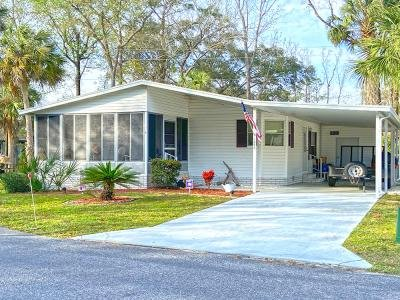 Mobile Home at 9053 W. Forest View Drive Homosassa, FL 34448