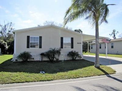Mobile Home at 3649 COCONUT PALM CIRCLE Oviedo, FL 32765