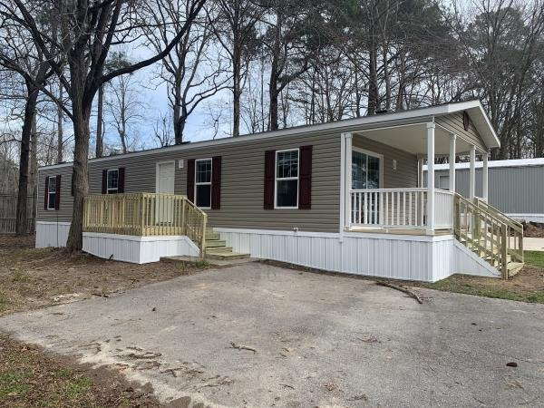 Mobile Home at 9401 Wilson Blvd Lot #250, Columbia, SC