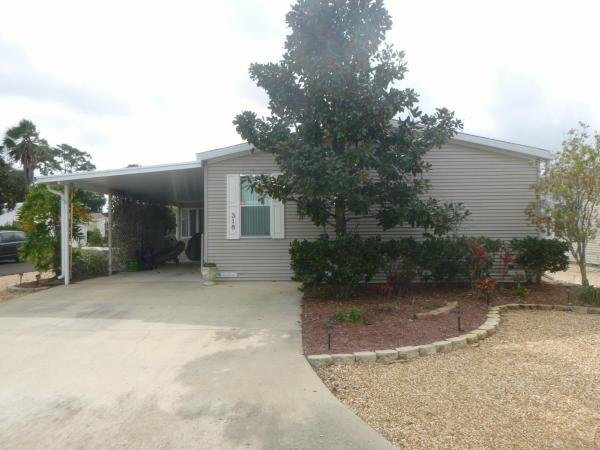 Mobile Home at 318 Casa Grande, Edgewater, FL