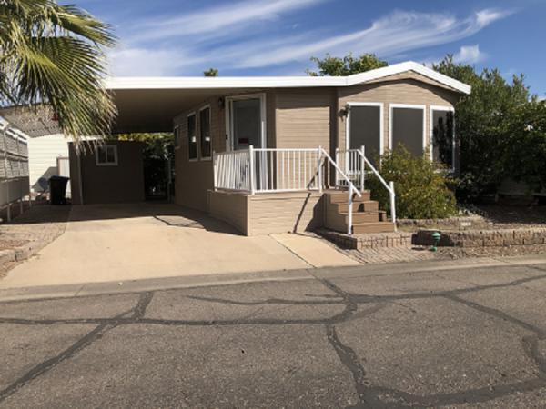 Mobile Home at 8865 E. Baseline Rd #1444, Mesa, AZ