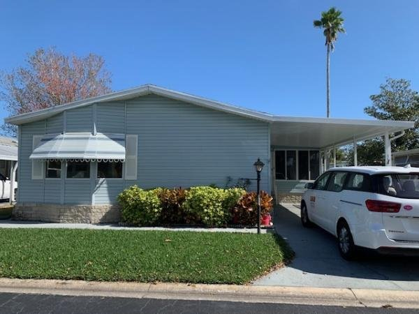 1996 PALM Manufactured Home