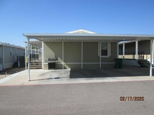 Mobile Home at 2120 E Bluefield Ave, 124, Phoenix, AZ